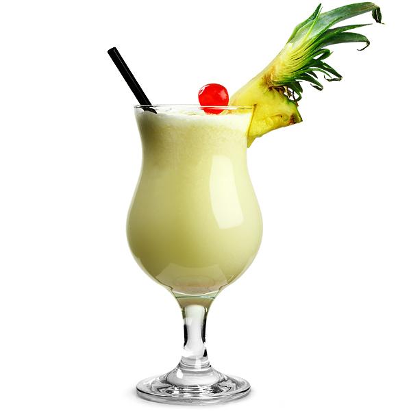 Buy pina colada glasses buy cocktail glasses dublin for Cocktail pina colada
